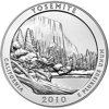 Picture of 5 oz Silver America the Beautiful - Yosemite National Park