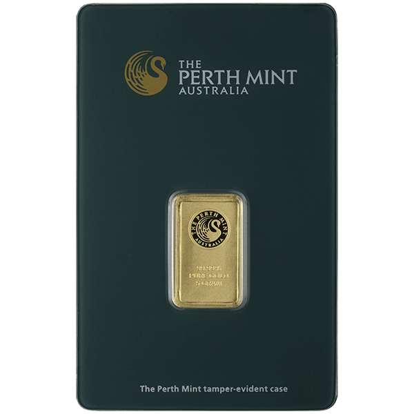 Picture of 5 Gram Perth Gold Bar