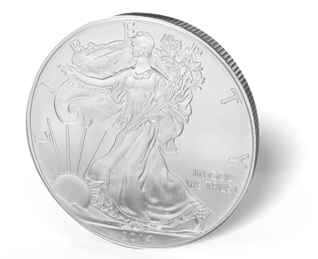 Picture of 1 oz American Silver Eagle - Random