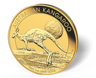 Picture for category Australian Gold Kangaroo