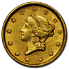 Picture of $1 Gold Coins Type 1 XF