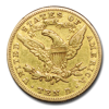 Picture of $10 Liberty Gold Coins XF