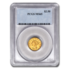 Picture of $2.5 Liberty Gold Coins MS 65