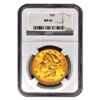 Picture of $20 Liberty Gold Coins MS 61