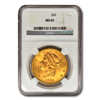 Picture of $20 Liberty Gold Coins MS 65