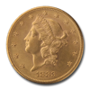 Picture of $20 Liberty Gold Coins XF