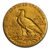 Picture of $5 Indian Head Gold Coins XF