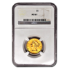 Picture of $5 Liberty Gold Coins MS 61