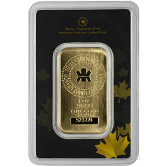 Picture for category 1 oz Gold Bars