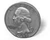 Picture of $1 Face Value Quarters - 90% Junk Silver Coins