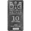 Picture of 10 oz RMC Silver Bar