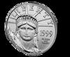 Picture of 1/4 oz American Platinum Eagle - Common Date