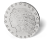 Picture of 1 oz Silver $5 Indian Design Round