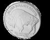 Picture of 1 oz Silver Buffalo Design Hm Round
