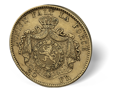 Picture of 20 Franc - Our Choice
