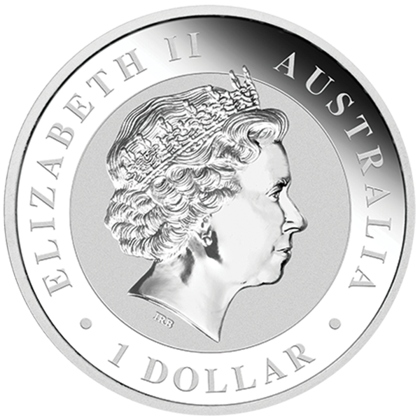 Picture of 2018 1 oz Australian Silver Koala