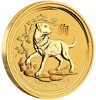 Picture of 2018 1 oz Perth Gold Dog