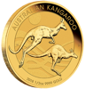 Picture of 2018 1/2 oz Perth Gold Kangaroo