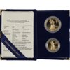 Picture of 2 Coin Proof American Gold Eagle Set (Random Date)