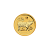 Picture of 2019 1/10 oz Perth Mint Gold Pig