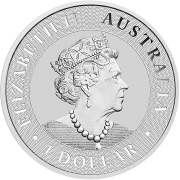 Picture of 2019 1 oz Australian Silver Kangaroo