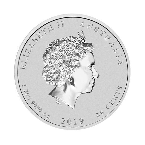 Picture of 2019 1/2 oz Australian Silver Pig