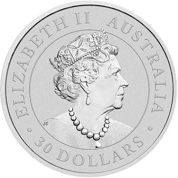 Picture of 2019 Kilo Australian Silver Koala