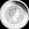 Picture of 2019 Kilo Australian Silver Kookaburra