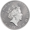 Picture of 2019 10 oz British Silver Queens Beast Unicorn