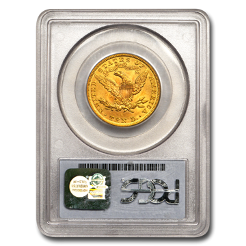 Picture of 1879S $10 Liberty Gold Coin MS64
