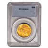 Picture of 1908 NM $10 Indian Gold Coin MS63