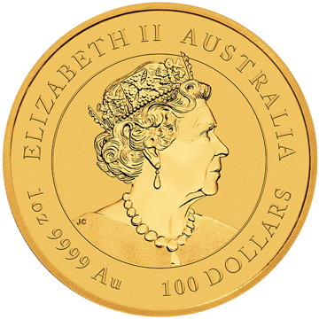 Picture of 2020 1 oz Perth Mint Gold Lunar Mouse