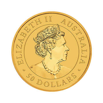 Picture of 2020 1/2 oz Australian Gold Kangaroo