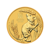 Picture of 2020 1/2 oz Perth Mint Gold Mouse