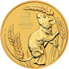 Picture of 2020 2 oz Perth Mint Gold Mouse