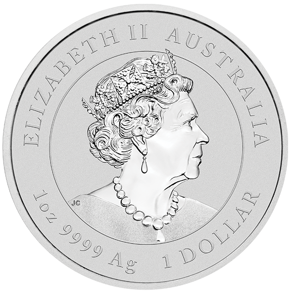 Picture of 2020 1 oz Perth Mint Silver Lunar Mouse