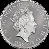 Picture of 2020 10 oz British Silver Queens Beast Falcon