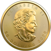 Picture of 2020 1 oz Canadian Gold Maple Leaf