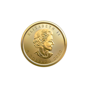 Picture of 2020 1/10 oz Canadian Gold Maple Leaf