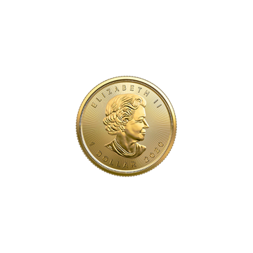 Picture of 2020 1/20 oz Canadian Gold Maple Leaf